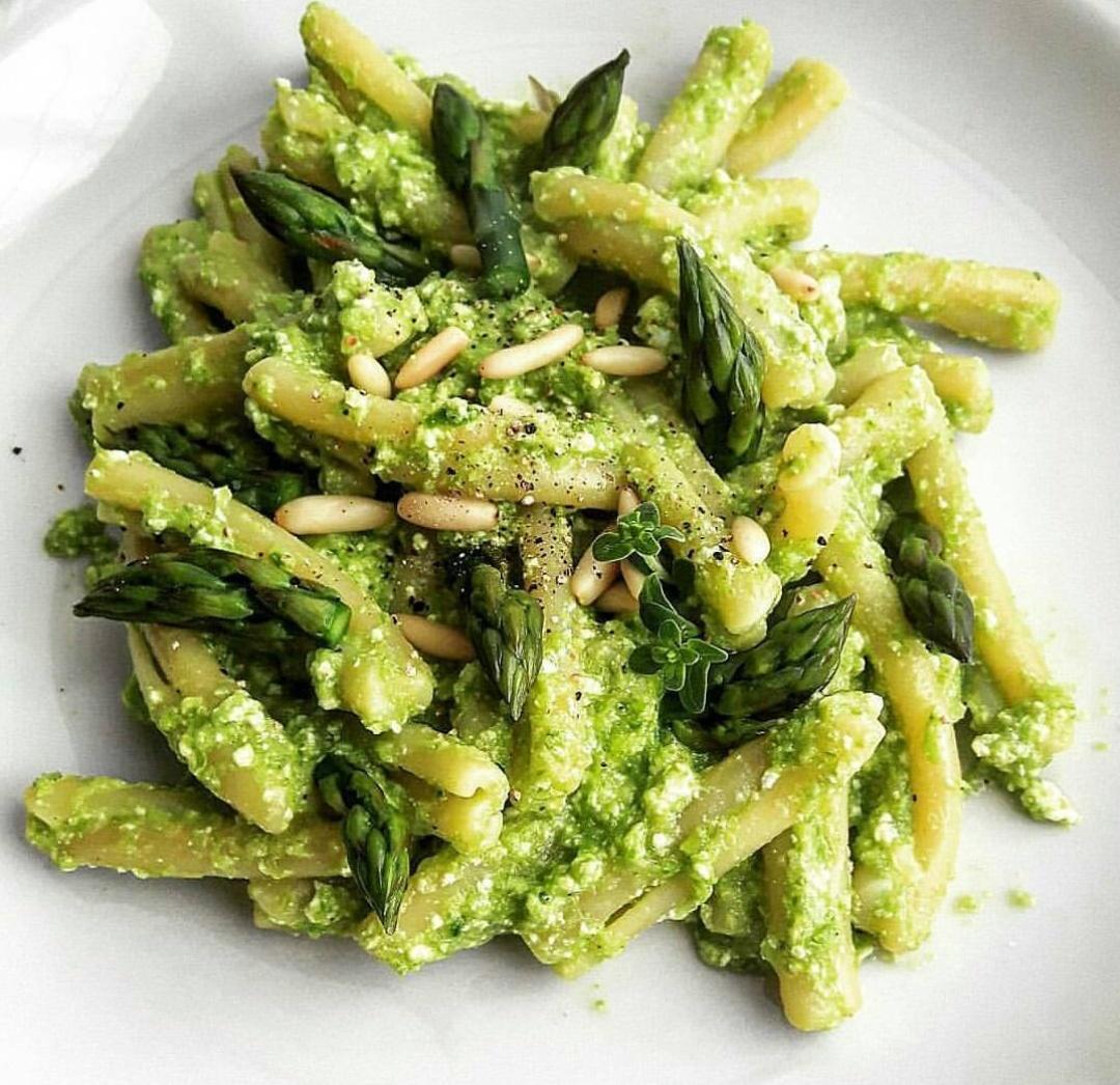 Asparagi, 3 primi piatti